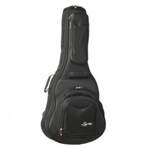 Dėklas akustinei gitarai Ever Play OC-002BK W