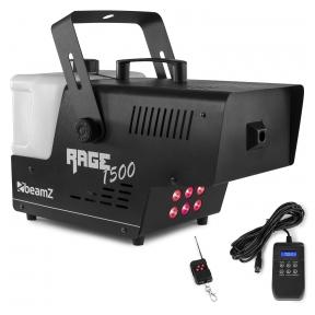 Dūmų mašina - Beamz - RAGE 1500LED SMOKE MACHINE WITH TIMER CONTROLLER 160.715
