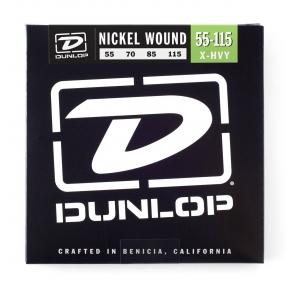 Dunlop DBN-55115 Nickel Wound Bass .055 - .115