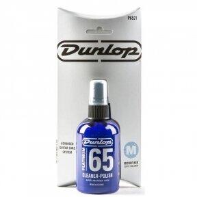 DUNLOP P6521 PLATINUM 65 POLISH WITH 18 CM CLOTH
