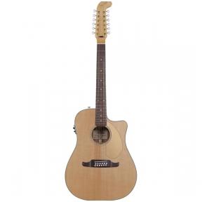 Dvylikastygė akustinė gitara Fender Villager 12 WAJ 968607021