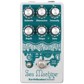 EarthQuaker Devices Sea Machine Super Chorus