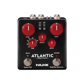 Efektų pedalas NUX NDR-5 Verdugo Series digital delay+reverb with effect loop ATLANTIC