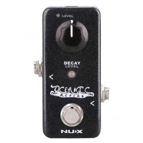 Efektų pedalas NUX NRV-2 Mini Core Series reverb pedal OCEANIC REVERB
