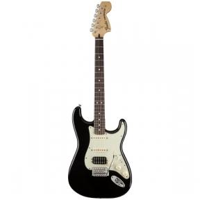 Elektrinė gitara Fender Deluxe Lone Star Stratocaster BLK 145030306