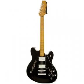 Elektrinė gitara Fender Modern Player Starcaster BLK 243102506