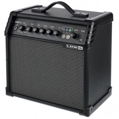 Stiprintuvas elektrinei gitarai LINE 6 Spider V-20 2