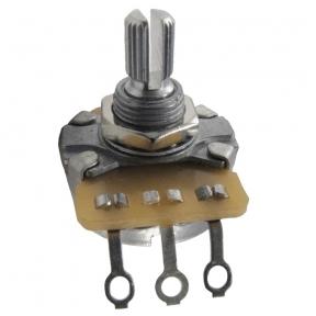 Ernie Ball 6383 250K Split Shaft Potentiometer