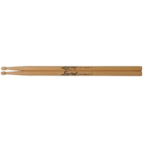 Ever Play Maple Drum Sticks - 7A - Wood Tip