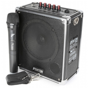 Fenton ST040 Portable Amplifier 40W BT/MP3/USB/SD/VHF