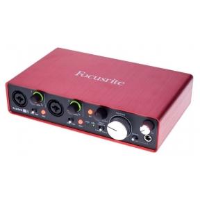Focusrite Scarlett 2i4 (2nd Gen) USB Audio Interface