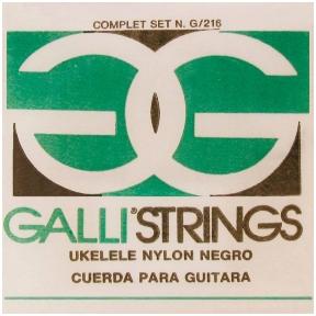 Galli G-216-B String Set Soprano Ukulele