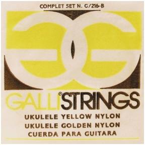 Galli G-216-Y String Set Soprano Ukulele