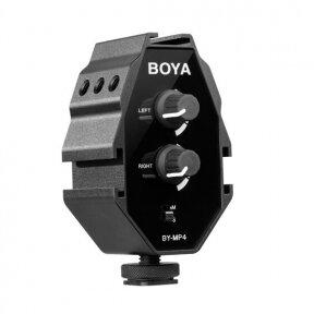Garso adapteris - Boya - BY-MP4