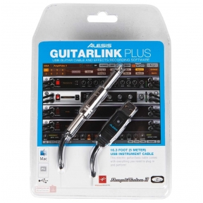 Gitaros įgarsinimo sistema Alesis GuitarLink Plus