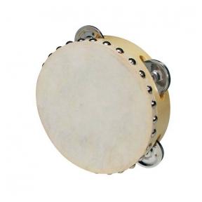 """Hayman CSN-0604 Tambourine 6"""", 4 zils"""