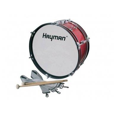 Hayman JMDR-1607 Junior marching bass drum
