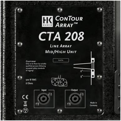 HK Audio Contour Array Set 5