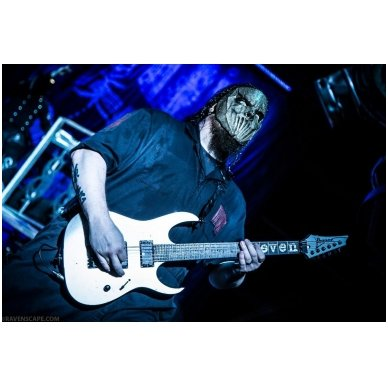 Ibanez MTM-1 Mick Thomson Signature Electric Guitar 3