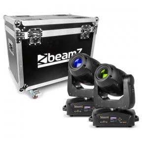 Judančių galvų komplektas su dėže - Beamz - IGNITE180 150.370