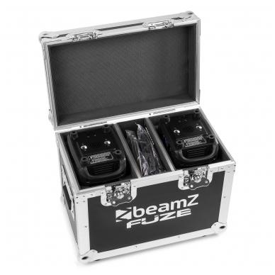 Judančių galvų komplektas su dėže - BEAMZ - FUZE75S SPOT 75W 150.383 6