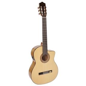 Klasikinė Gitara Su Pajungimu Salvador Cortez CF-55CE Flamenco Series