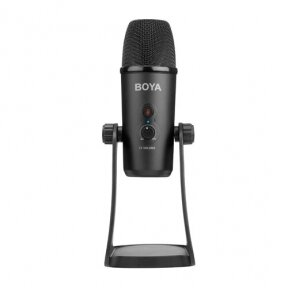 Kondesatorinis USB mikrofonas - Boya - BY-PM700