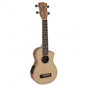 Korala UKS-450-CE Performer Series Soprano Ukulele