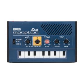 KORG monotron DUO mini analog synth