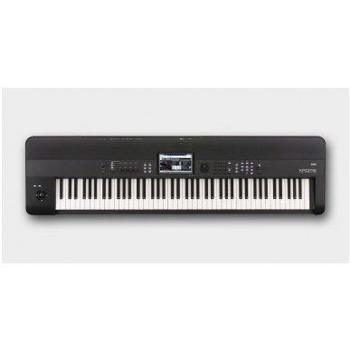KORG Krome-88 88-Key Synthesizer Workstation
