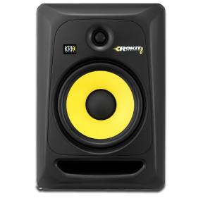 "KRK Rokit-8 8"" 3-way Powered Studio Monitor G3"