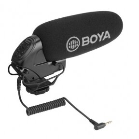 Kryptinis mikrofonas - BOYA - BY-BM3032