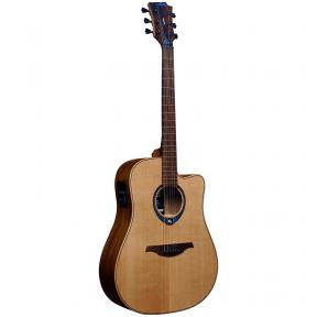 LAG THV-10DCE Tramontane HyVibe akustinė gitara