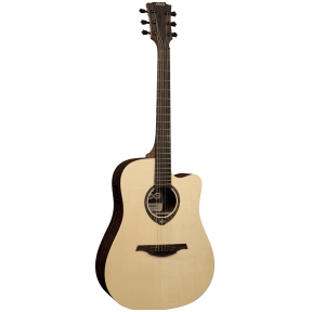 Lag Tramontane 270 T-270DCE Dreadnought Cutaway Electro Guitar