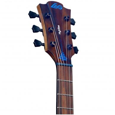 LAG THV-30DCE Tramontane HyVibe akustinė gitara su pajungimu 3