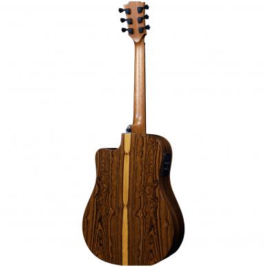 LAG THV-30DCE Tramontane HyVibe akustinė gitara su pajungimu 2