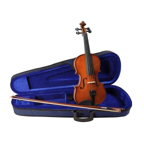 Leonardo LV-1544 All Solid Basic Series Violin - 4/4