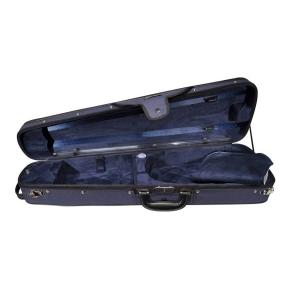 Leonardo VC-1444-UU Student Series Wooden Violin Case 4/4