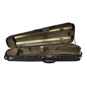 Leonardo VC-1444-BG Student Series Wooden Violin Case 4/4