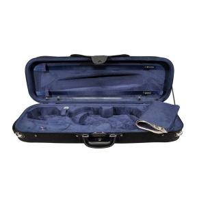 Leonardo VC-45-BU Violin Case 4/4