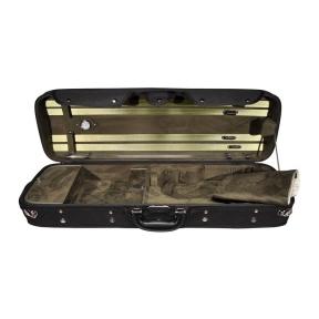 Leonardo VC-47-GR Pro series violin case 4/4