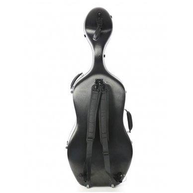Leonardo CC-644-BK Student series cello case 4/4 2