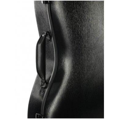 Leonardo CC-644-BK Student series cello case 4/4 3
