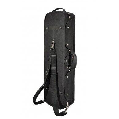 Leonardo VC-47-BU Pro series violin case 4/4 2