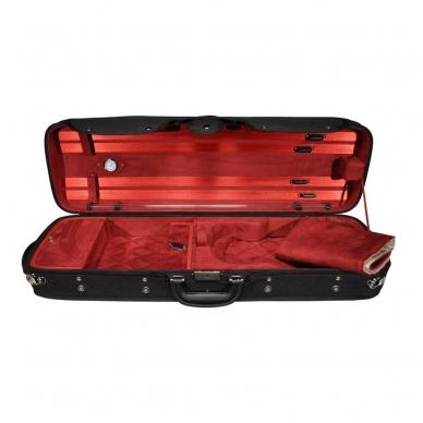 Leonardo VC-47-BR Pro series violin case 4/4