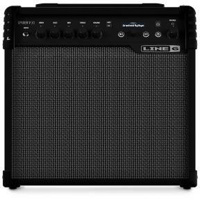 """Line 6 Spider V-30 30-watt 1x8"""" Modeling Combo Amp"""