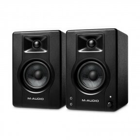 M-AUDIO BX-3 MULTIMEDIA REFERENCE MONITORS