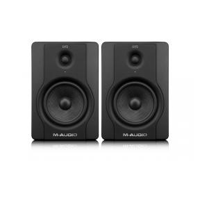 "M-Audio BX-5D3 5"" Powered Studio Monitor - Pair"