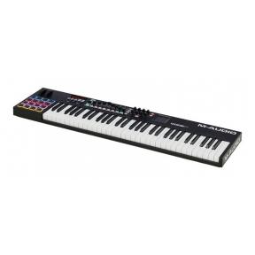M-Audio CODE-61 USB MIDI Keyboard (Black)