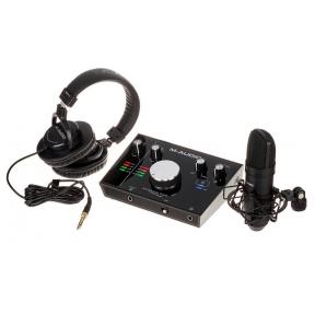 M-Audio M-Track 2x2 Vocal Studio Pro Recording Pack
